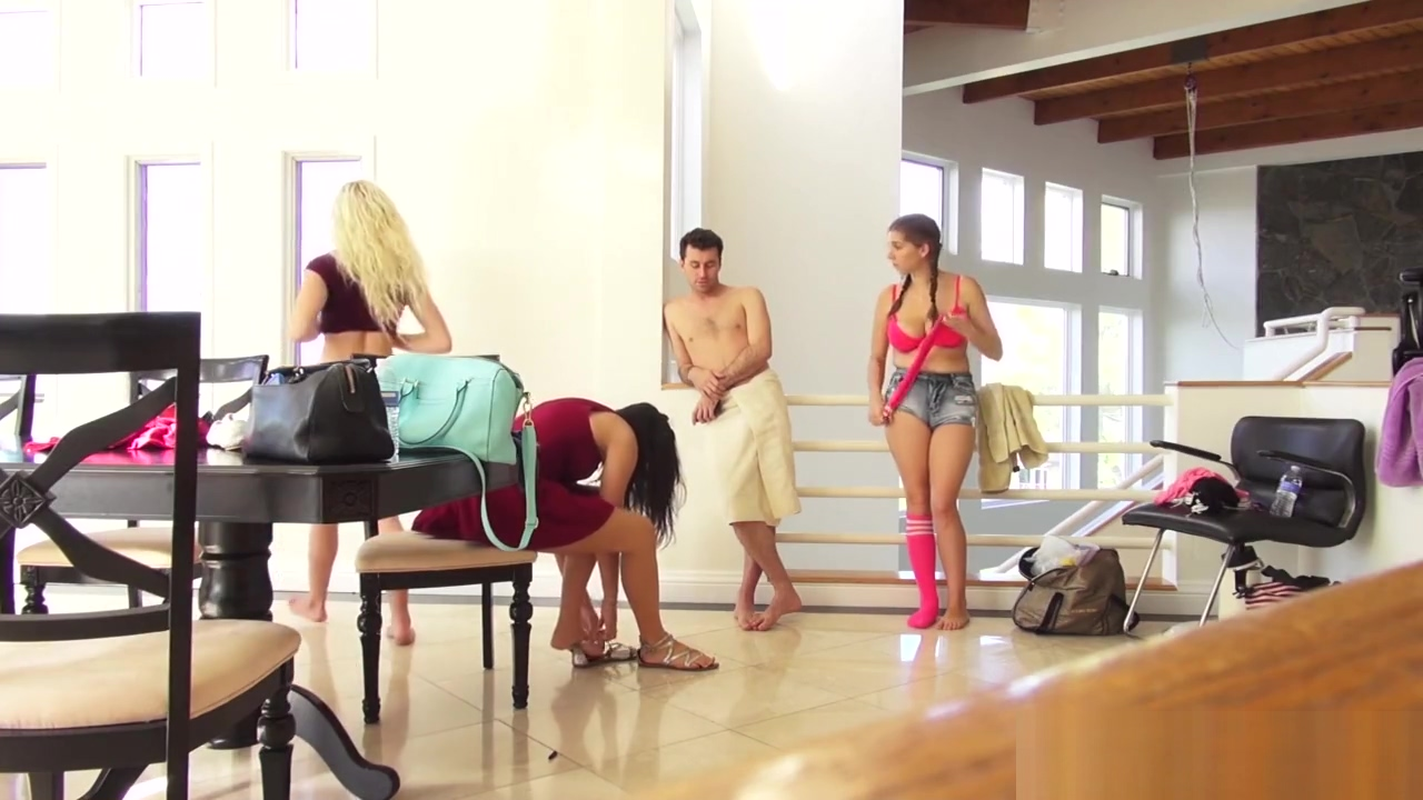 James Deen Fucks Three Teen Sluts And Keeps The Camera Rolling After Group