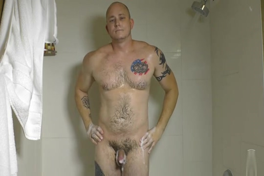 Michael shows off White lube