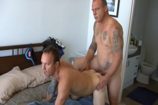 Mark and Steve fuck how to suck cock sissy