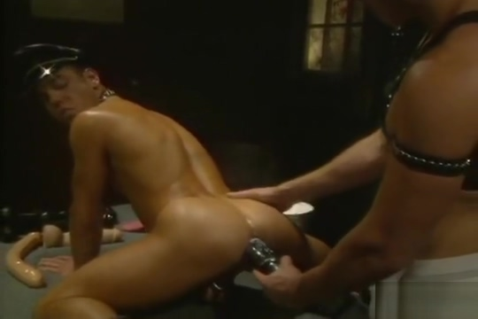Fisting and dildo play Gay Black Doctor Having Sex Movie And