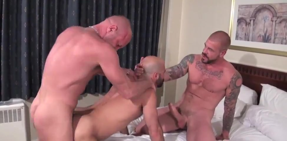 Triple Dads Brazzers best fuck