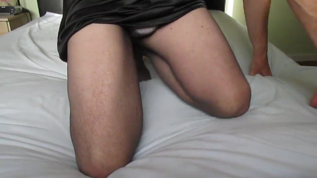 pantyhose teas crossdresser hot young amateur blowjob