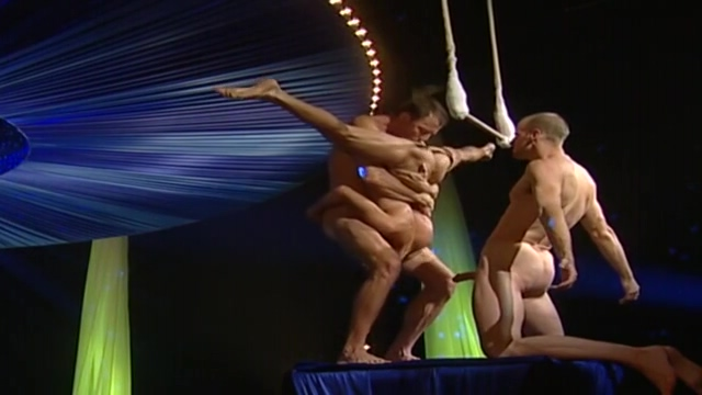 Acrobatic Three-way: Cobalt, Spencer Quest Stretch olivia mojica hardcore idol dvdrip