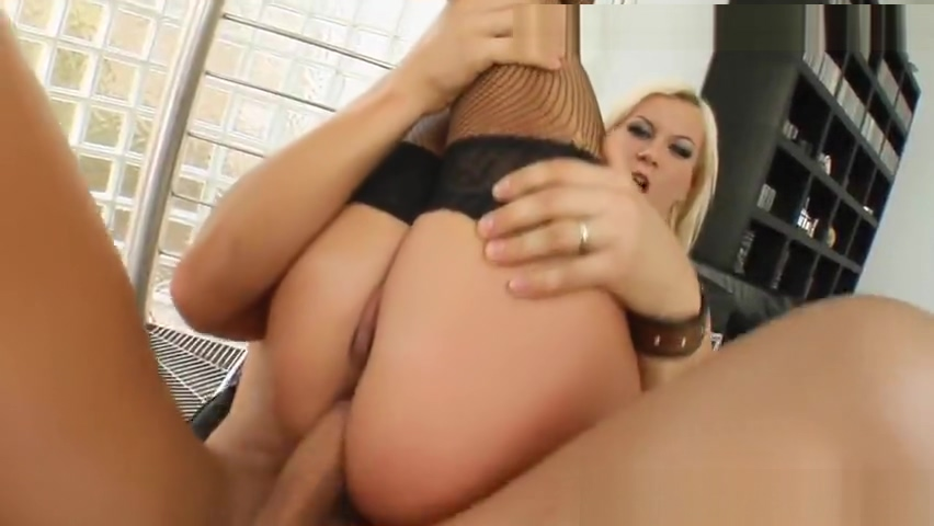 Amazing buxomy Denise in real hard fuck video