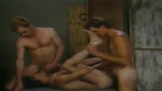 Fabulous porn video gay Vintage unbelievable unique Straight men get curious