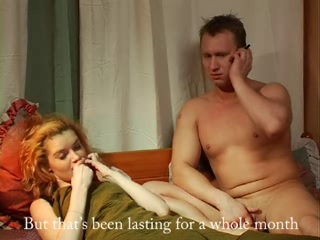 Blonde babe gets spanked and fucked in the ass Cute Blondy Is Deepthroating In Amateur Homemade Video