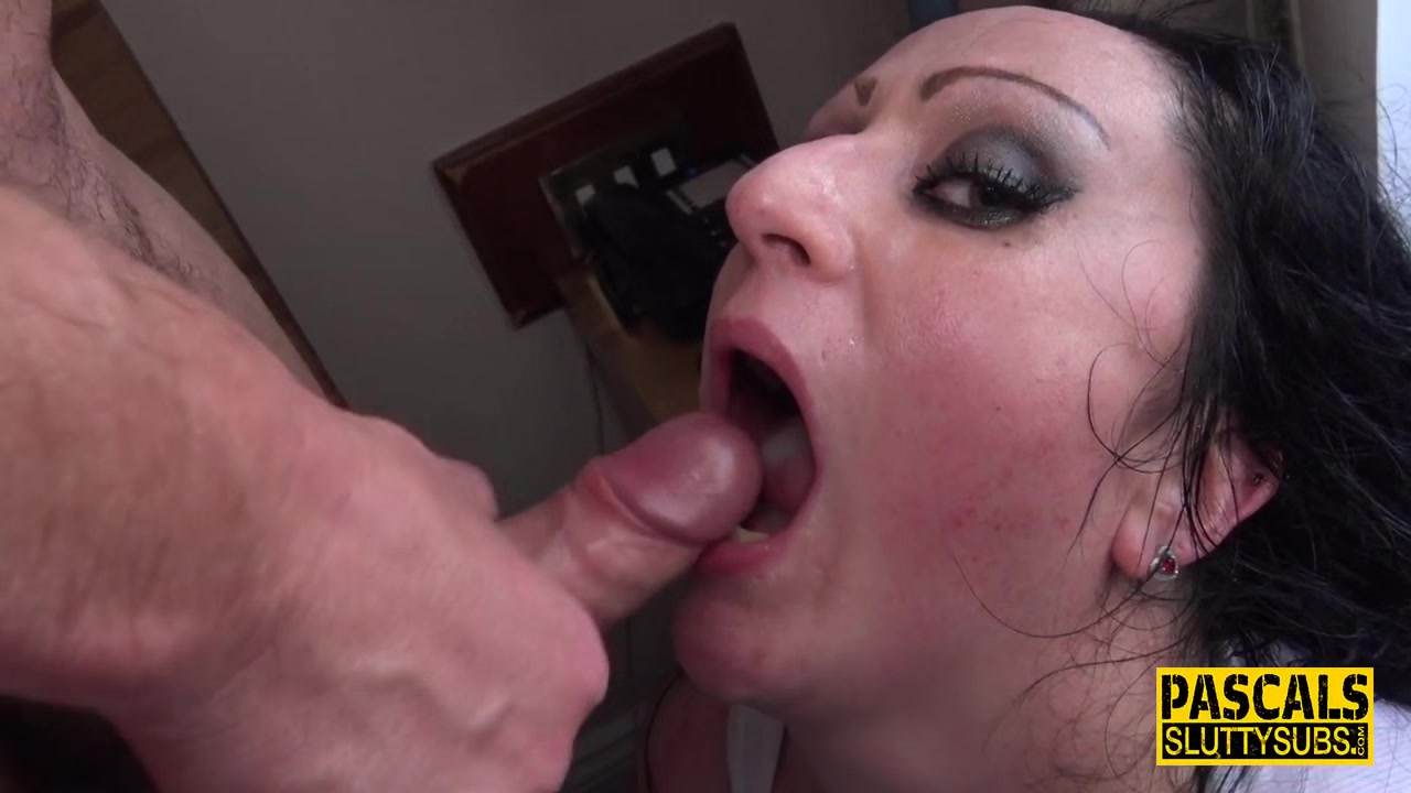 Curvy milf submissive deep throats for cum free download fucking video clips