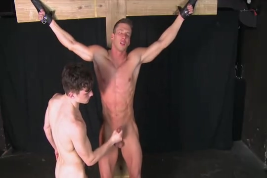 Crucified and wanked by a fellow slave Female pornstar ryan conner aids