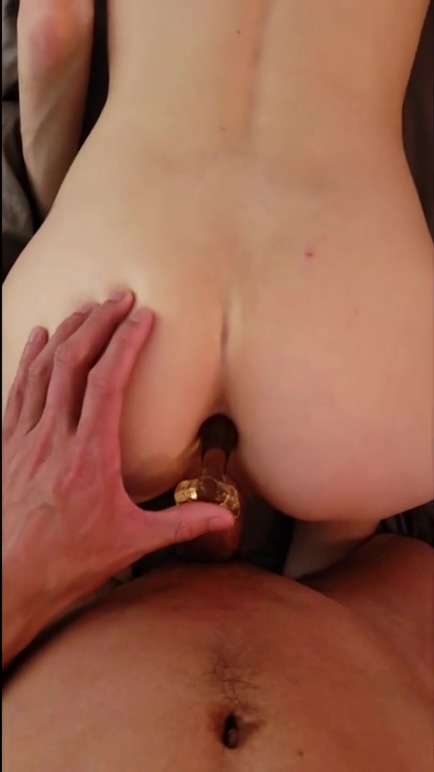 Skinny Teen not ready for anal plug - Gets Creampied Gorgeous native american nyde