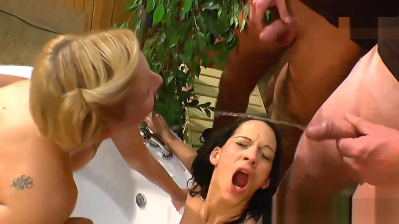 Golden showered skanks rammed Nice girfriend feeling porn the chick is beautiful