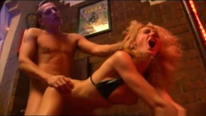 Sylvana ass got drilled Sexy girls snogging
