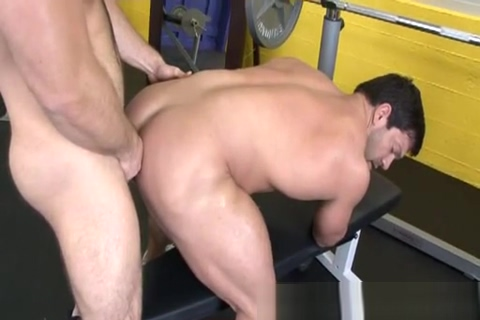 Paul Wagner Vince Ferelli- Workout Budddies Strict full frontal naked