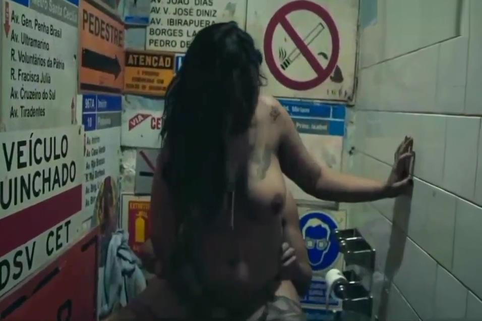 Mayanna Rodrigues dando no Banheiro Nubile teens short skirts