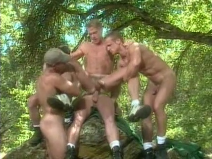 Amazing adult clip gay Group Sex great exclusive version Cum Louder Anal