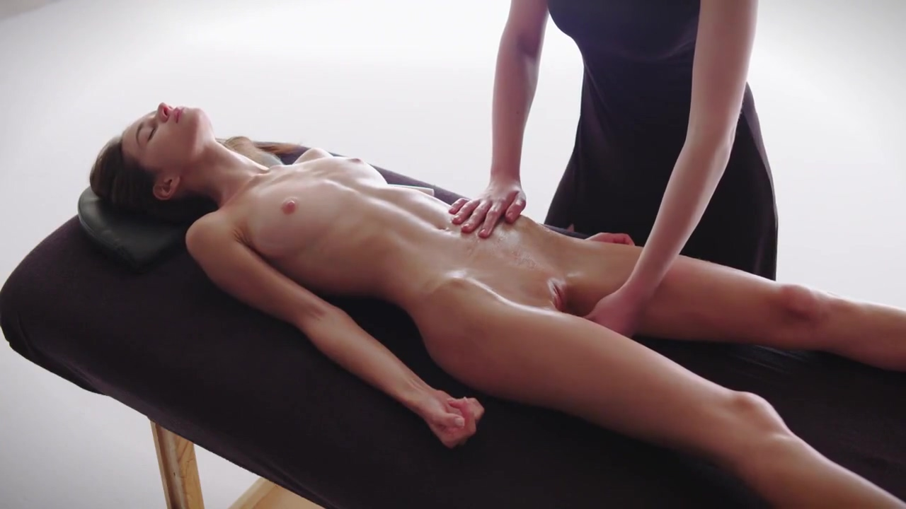 Lesbian Massage-Leona has a Happy Ending Massage keira knightley hot nude naked