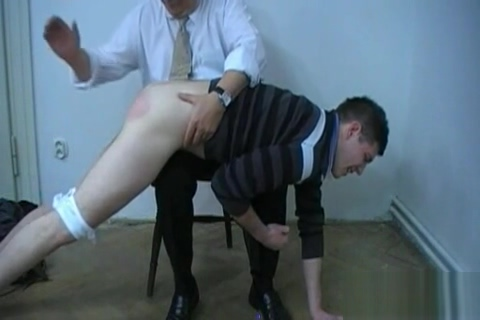 Thomas gets Spanked in school uniform New tranny pics