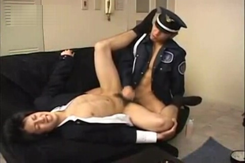 Japanese Police Chubby fuck free video
