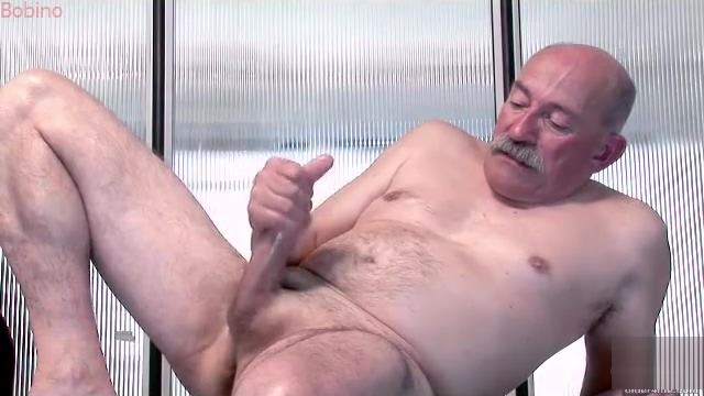 Don Diego jack off, old man with big cock solo Teen fucked and cum inside