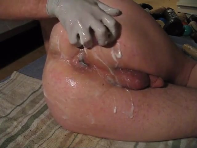 Fisting on bed 02 oiled up asian gangbang creampie porn