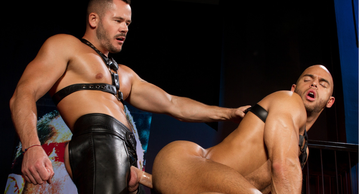 Valentin Petrov & Sean Zevran in The URGE - Pound That Butt Video baton rouge adult entertainment