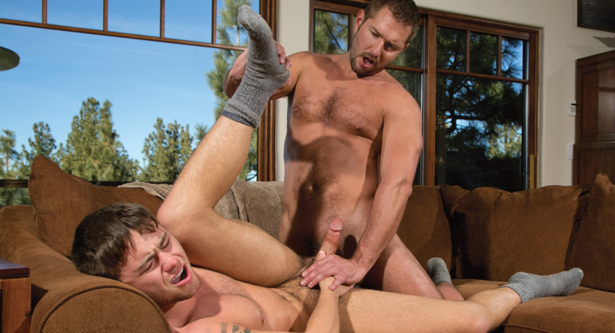 Andrew Justice & Leo Sweetwood in Alpine Wood, Part 2 Video Tiny nude breasts