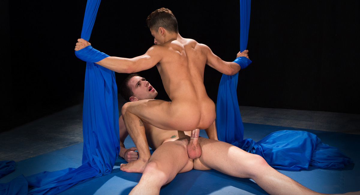 Dylan Knight & Armond Rizzo in Extreme Fuck Club Video black woman white guy porn
