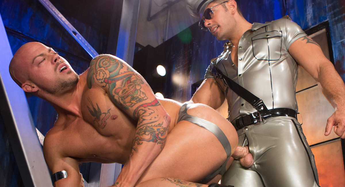 Marcus Ruhl & Sean Duran in Control Room Video Big titty fucking tumblr