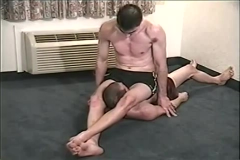 MOTEL WRESTLE PART2 Can a man fall in love in a month