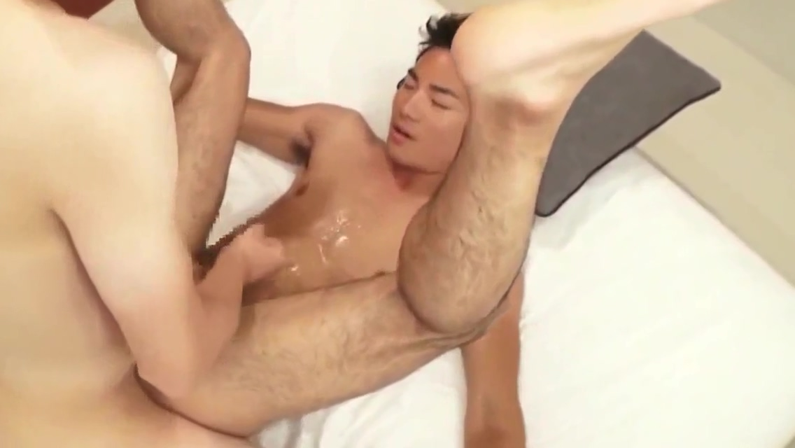Fabulous sex video gay Gay exclusive only for you Oily natural boobs riding sex