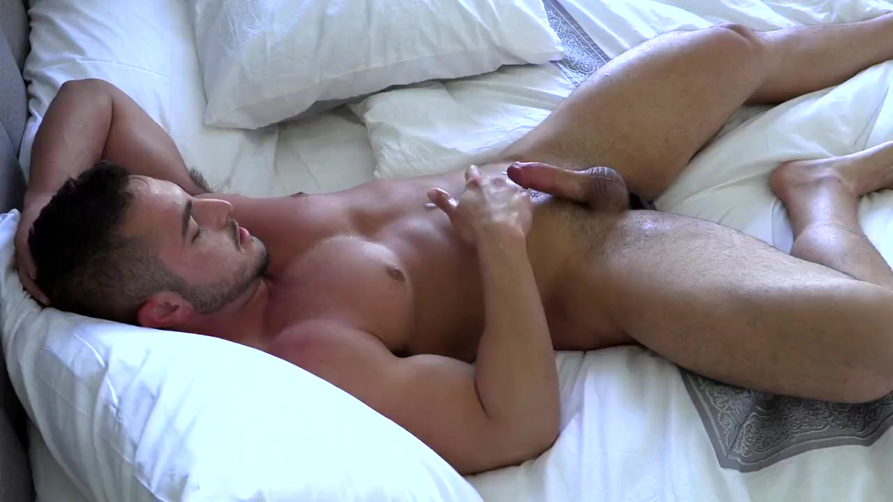 Thick Muscle Jock George Gomez Strokes His Cock Hitman 2 save stuck