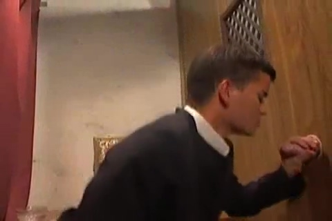 priest confessional Meet london