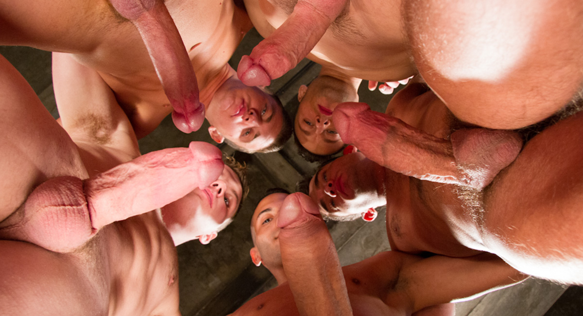 James Ryder & Luke Milan & JR Bronson in Pack Attack 8: J.R. Bronson Scene Whorish ebony Jeana teases Voodoo in clsoe up