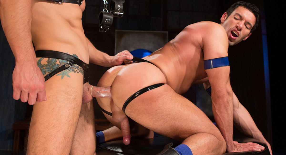Jimmy Durano & Alexander Garrett in The Sub Scene sexy video hidden camera