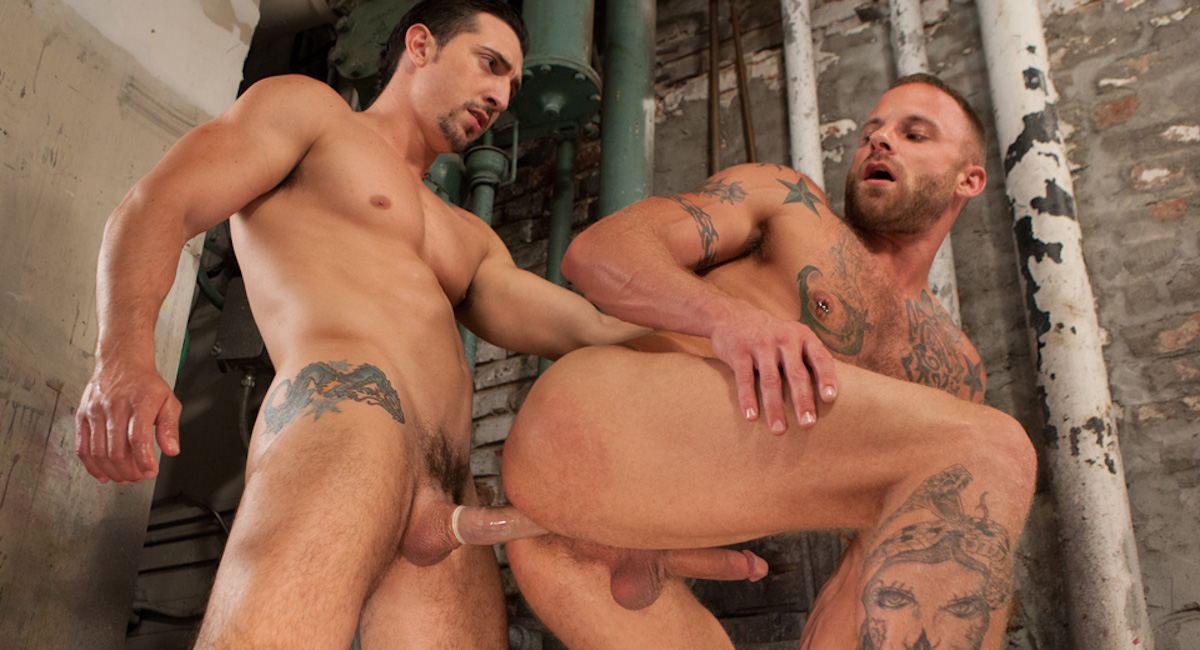 Jimmy Durano & Derek Parker in Tools Of The Trade Scene ugly lady naked pics