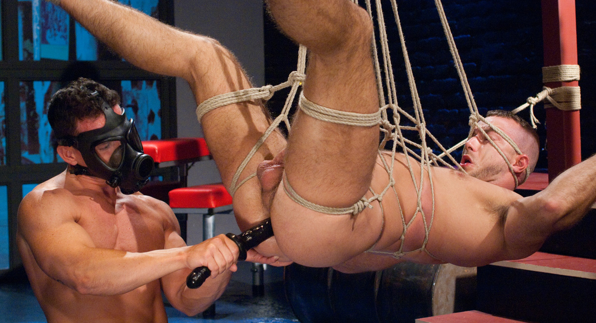 Cavin Knight & Jessie Colter in Sektor 9 Part 1 Scene rubbed my breasts tied tightly