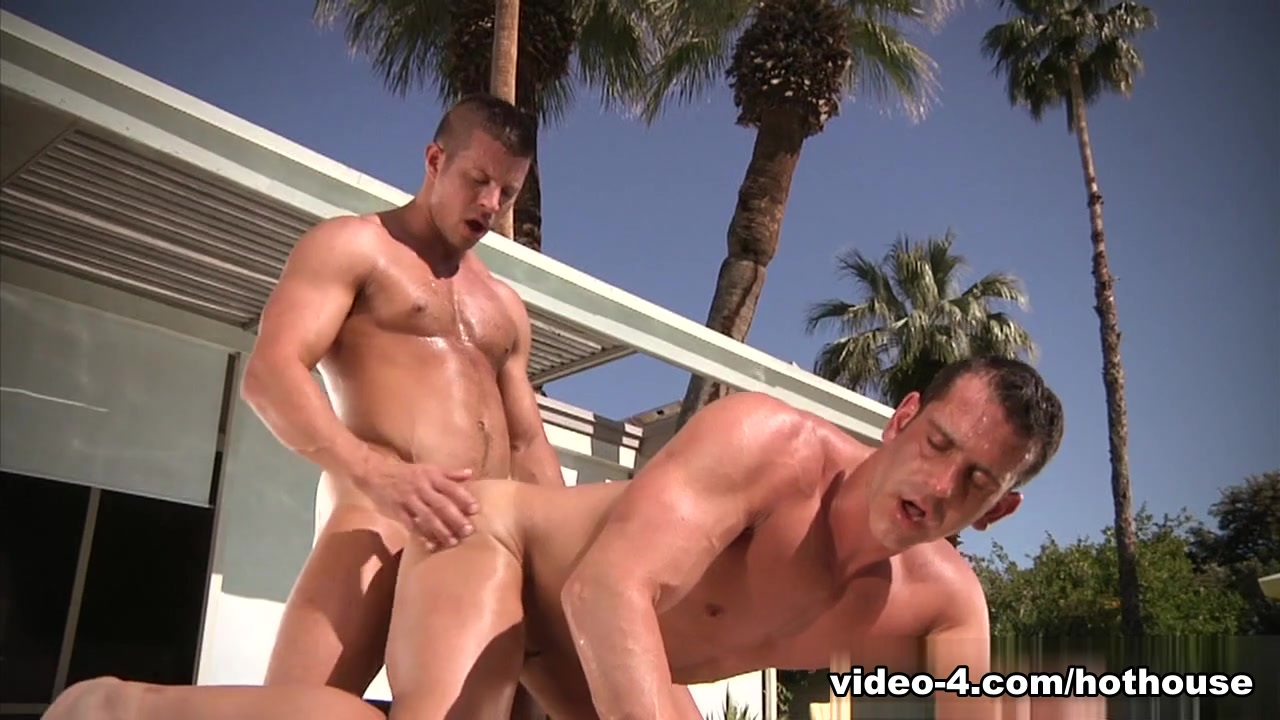 Kyle King & Matt Cole in Trunks 6 Scene Abella Danger Takes A Deep Anal Fuck