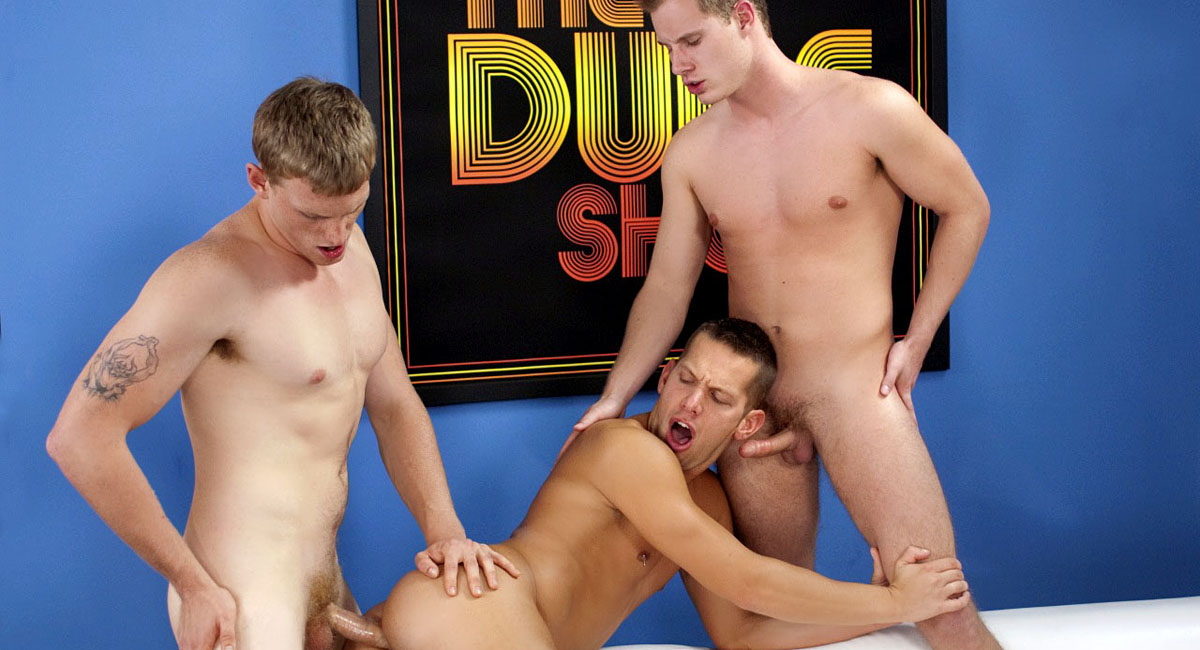 Brandon Bangs & Shane Frost & Tyler Andrews in The Dude Show 2 Scene porn japanese sex naked asian girls nippon videos free javs 27
