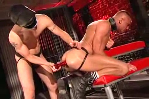 Kent Leather Lars*S Teen with huge clitoris