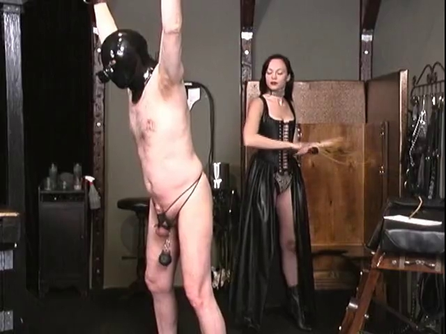 Femdom-Goddess Isabella Sinclaire - worthless pig