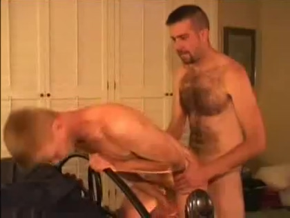 Bear breeds twink Hard painful pussy pounding