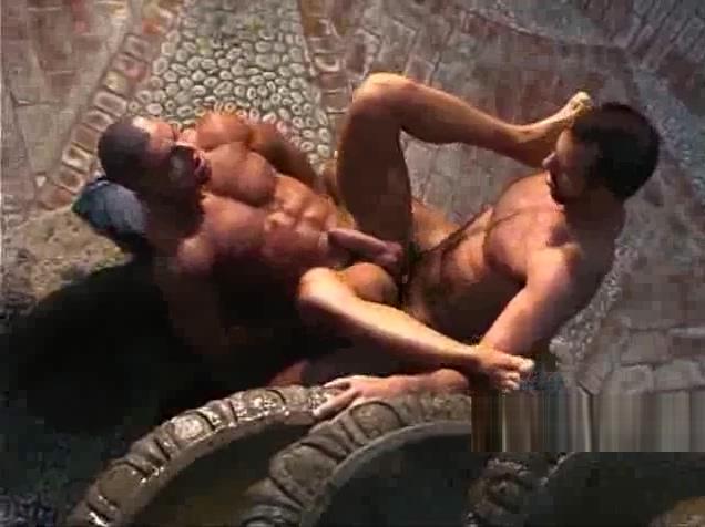francois sagat Booty girls lick penis orgy