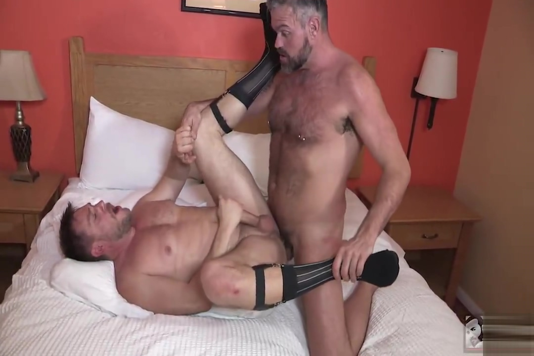 Daddies Lance Navarro and Hans Berlin Raw Chocolate Sunday and Naked Twister