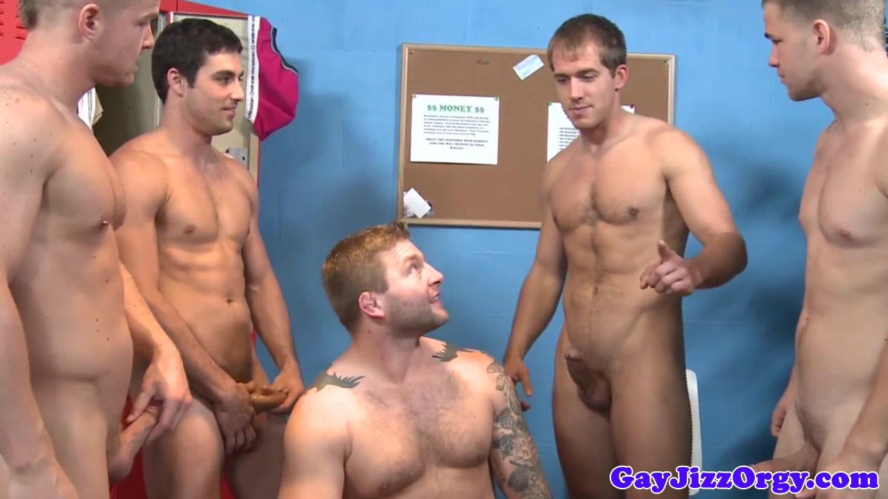 Assfucking muscle hunks in groupsex fun ed powers fucking girls