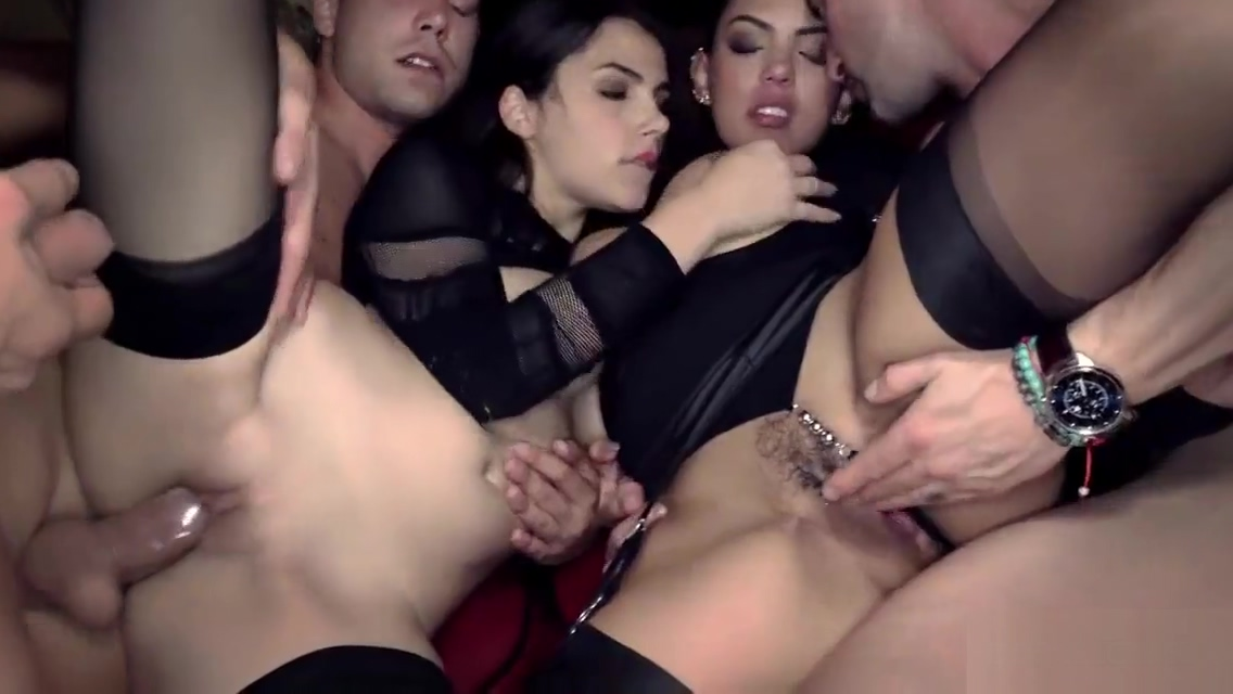Gangbang with V. Nappi and J. Taylor Bielorussia girls