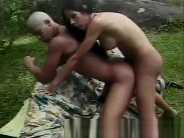 Outdoor mutual ass fucking and great cumshot Durban Teens