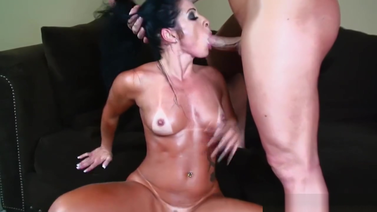 HumiliatedMilfs - She makes this stud rock hard for an anal fuck. Cumming in huge tits girlfriends mouth
