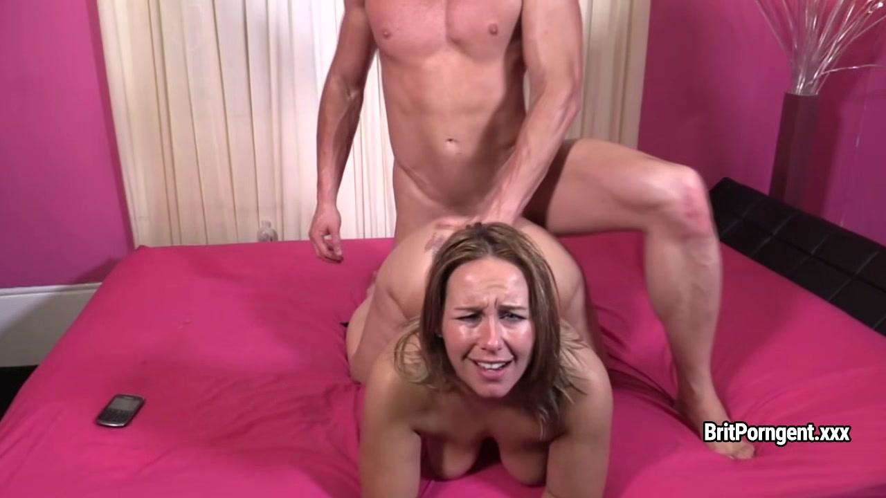 Jonny Cockfill - Angie Riley Creampie