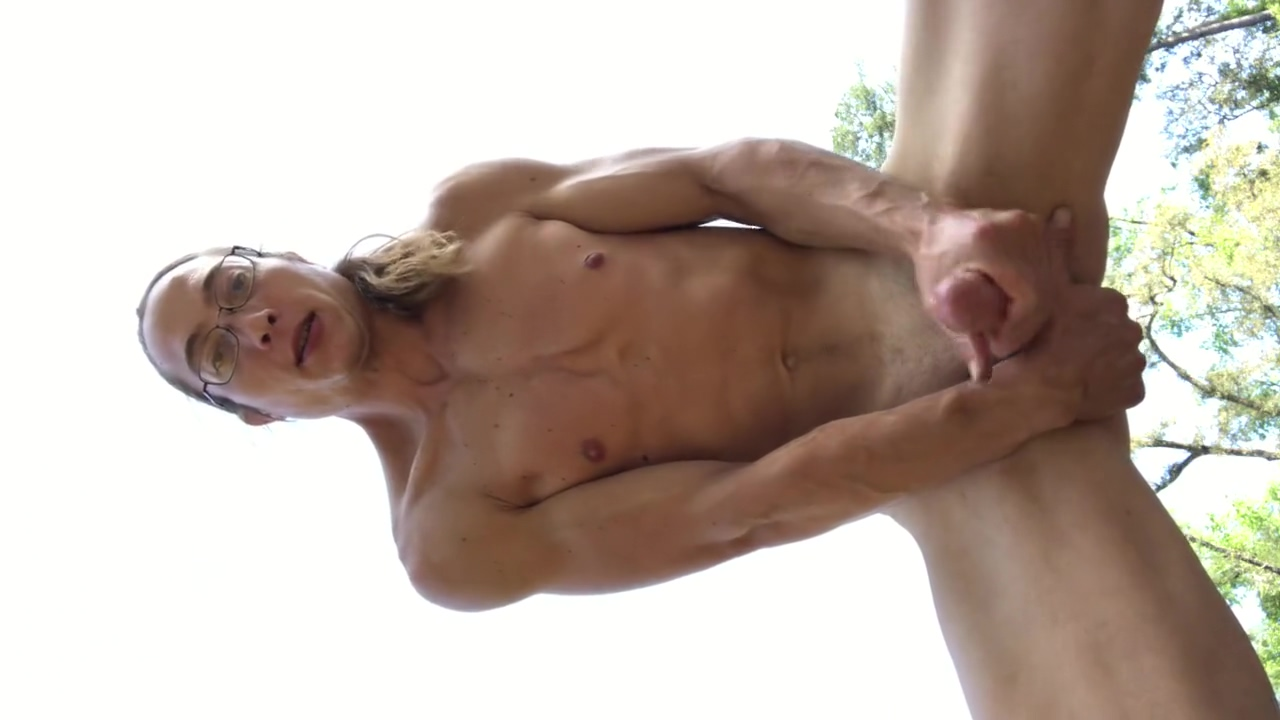 Shy, stoned amateur strokes big cock outdoors while fingering ass (FTV) an inconvenient truth porn parody