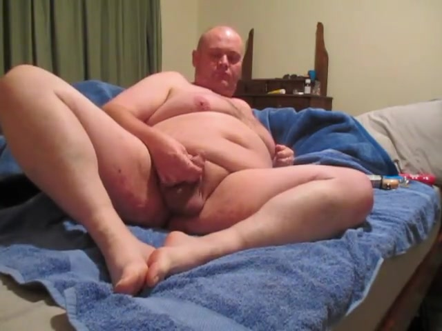 Fat man expands his ass with pump. Sexy Indan Lesbi Belly Lick Fetish