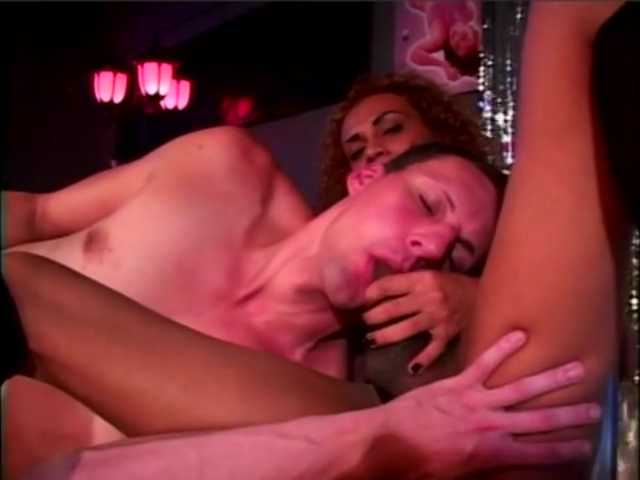 Curly Tranny Stripper Gets BJ old town water testing